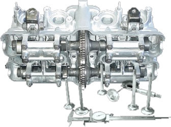 Cylinder Head & Valve Specialists, Performance Valves for Motor Cycles