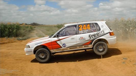 2017 Rally season Stage1