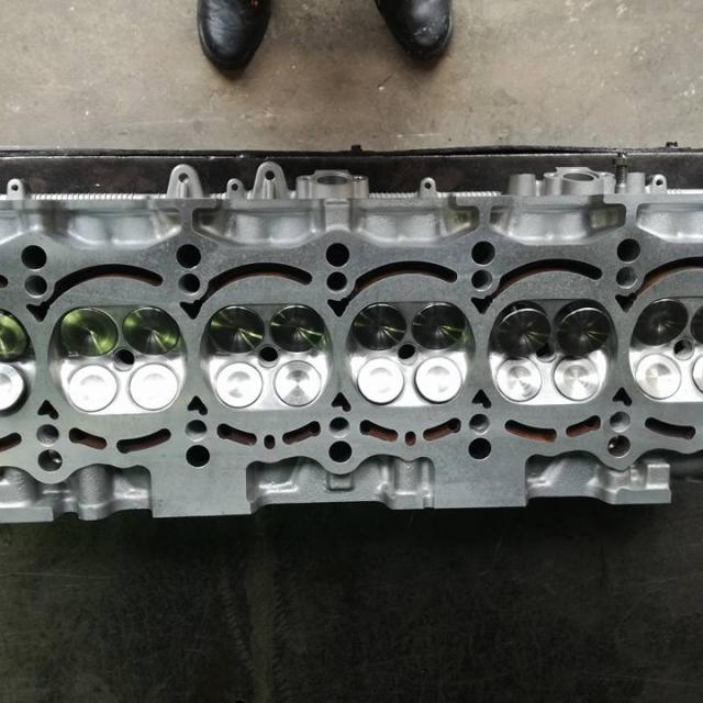 Race Cylinder Heads - Performance Cylinder Heads | SAC Engineering