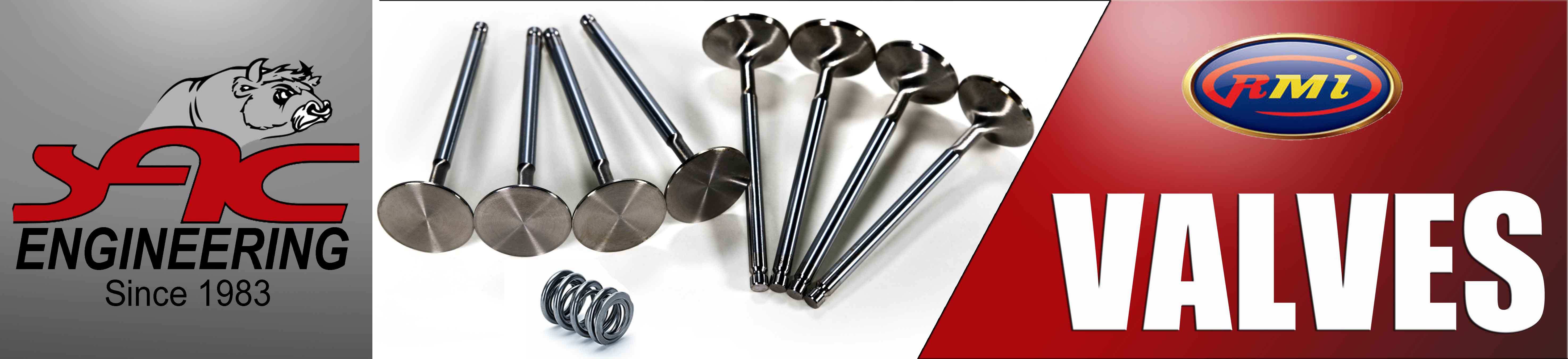replacement engine valves